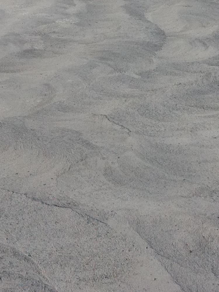 Grobe Monobeton Oberfläche 2