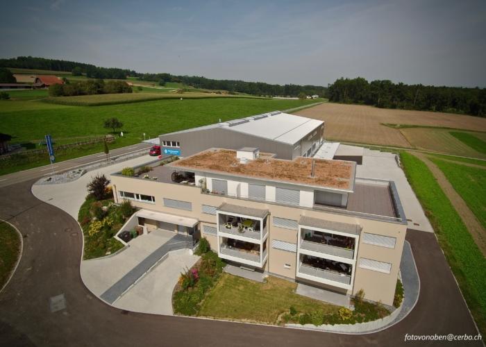 Wohn- und Geschäftshaus Schwettiweid Dietwil – Wonhaus 2